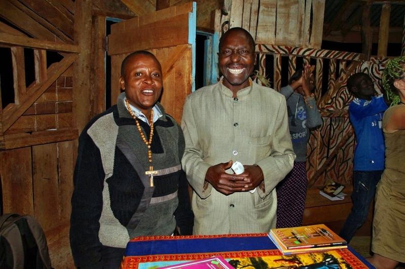 Goście z Ugandy