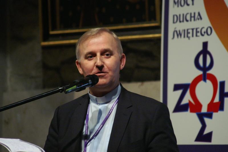 ks. Grzegorz Suchodolski, fot. Michał Szepietowski