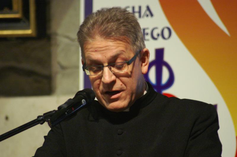ks. Wojciech Nowacki, fot. Michał Szepietowski