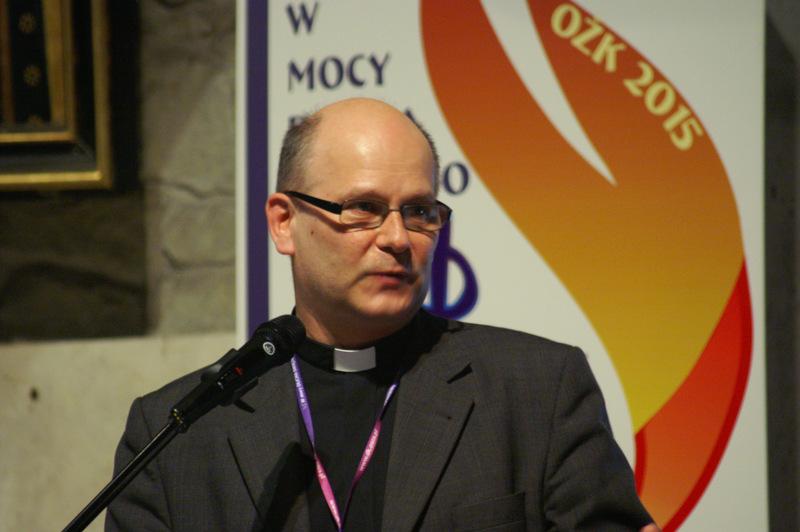 ks. Zbigniew Snarski, fot. Michał Szepietowski