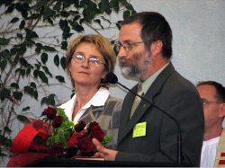 Zdjęcie z Podsumowania Pracy Rocznej Domowego Kościoła, Warszawa 2006, fot. Leszek Trzciński