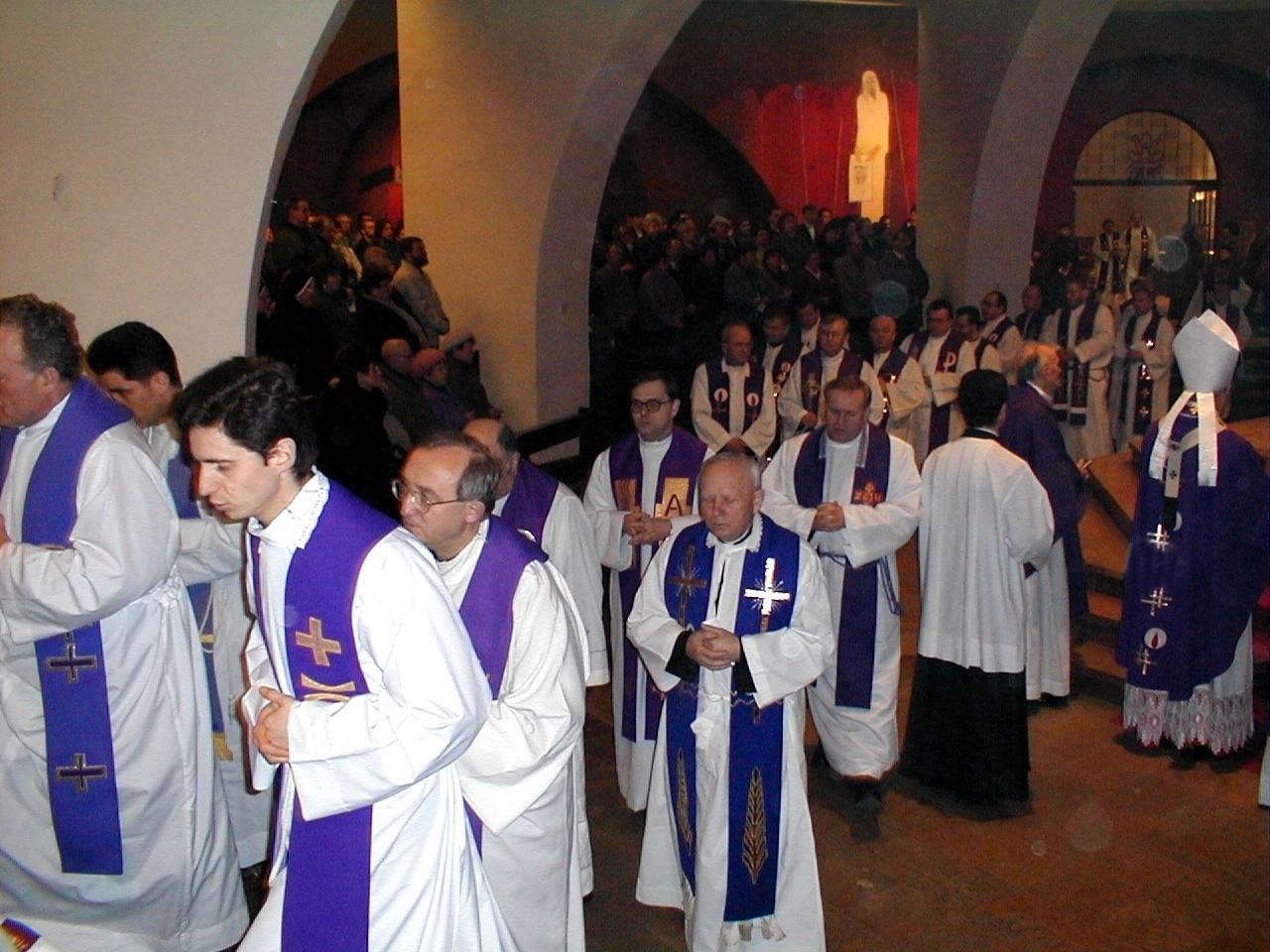 30 marca 2000r., katedra w Katowicach