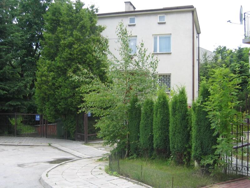 Dom ks. Wojciecha Danielskiego na Sławinku, w którym znajduje się Archiwum.