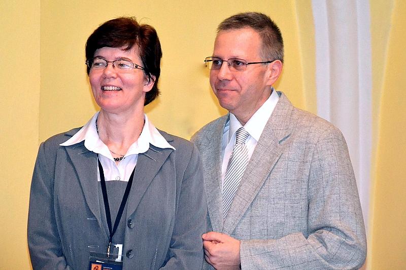 Katarzyna i Paweł Maciejewscy