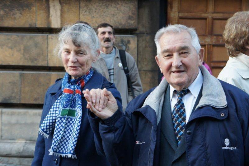 Maria i Gabriel Ziembliccy z Archidiecezji Wrocławskiej