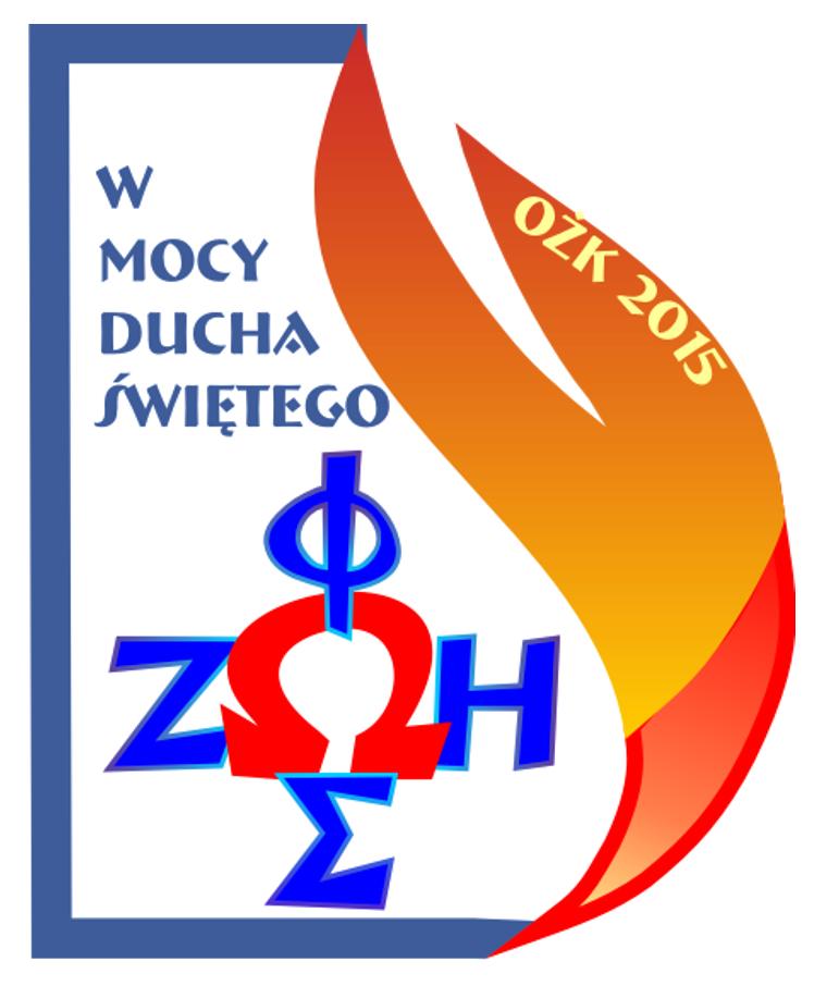 Znak roku formacyjnego W mocy Ducha Świętego